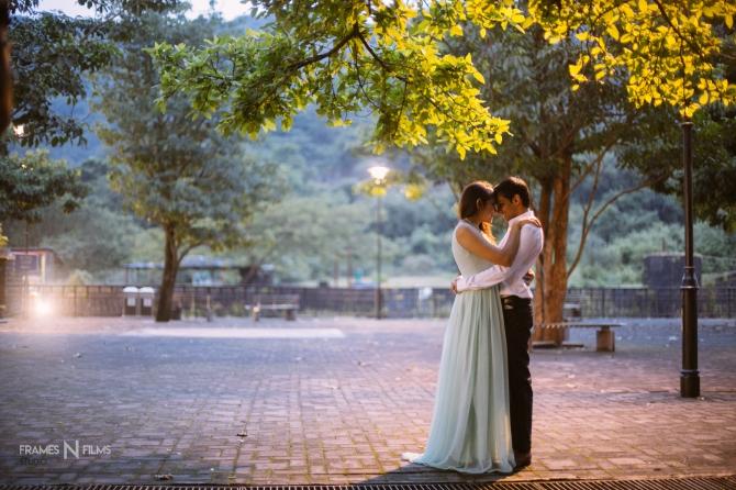 Dheer & Shruti – Pre Wedding atLavasa