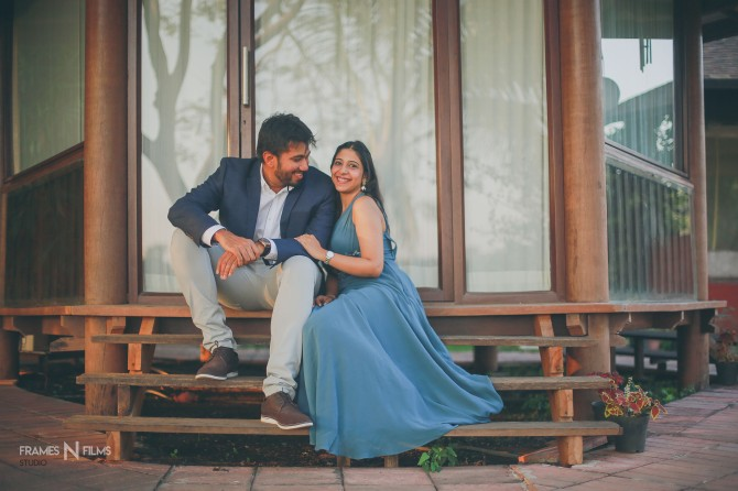Kevin N Vini : A Pre Wedding at Anchaviyo – a forest retreat.
