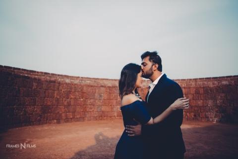 Darshak N Sanjali : Pre Wedding inGoa