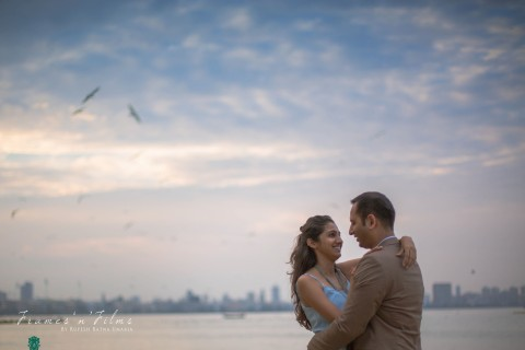Akriti N Ronak – A story of united love across continents and time shot in Mumbai.